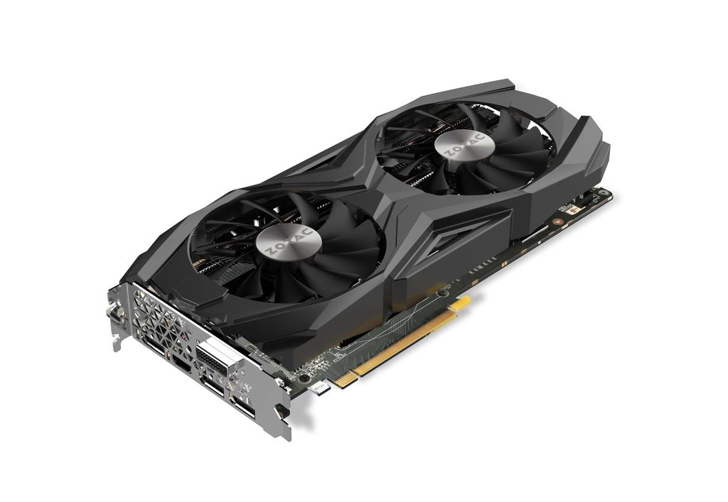 ZOTAC GeForce® GTX 1080 Ti