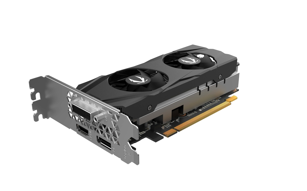 ZOTAC GAMING GeForce GTX 1650 Low Profile GDDR6