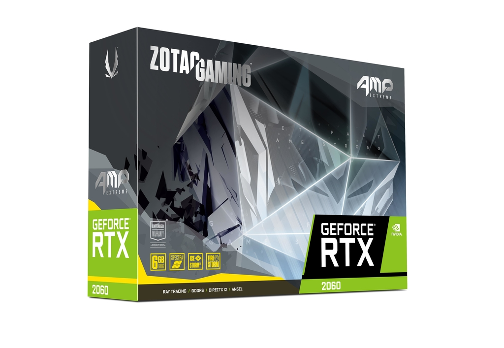 ZOTAC GAMING GeForce RTX 2060 AMP Extreme
