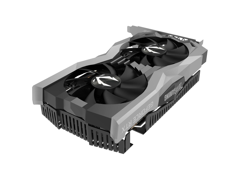 ZOTAC GAMING GeForce RTX 2060 백플레이트