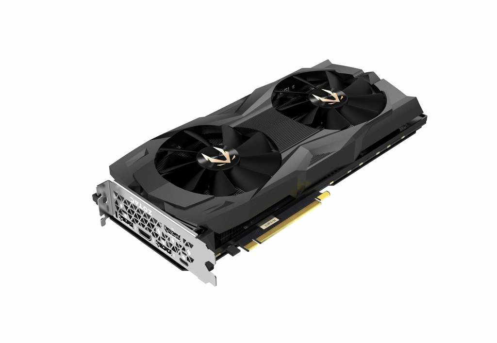 ZOTAC GAMING GeForce RTX 2080 Ti AMP MAXX