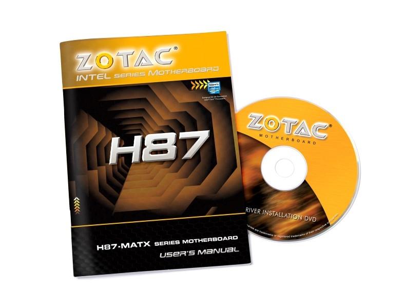 ZOTAC H87