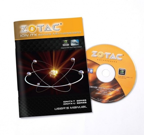 ZOTAC IONITX T Series
