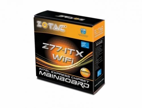 ZOTAC Z77-ITX WiFi