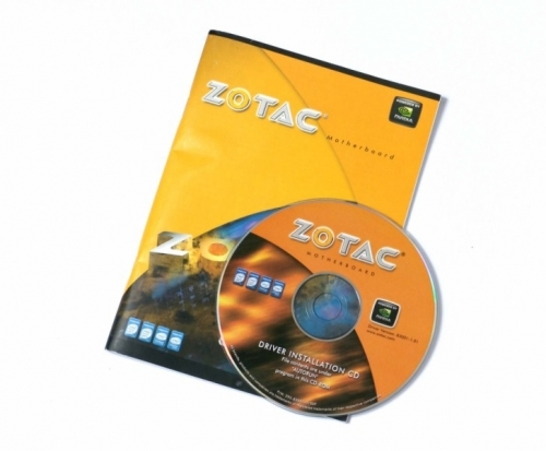 ZOTAC nForce 610i-ITX Upgrade Kit