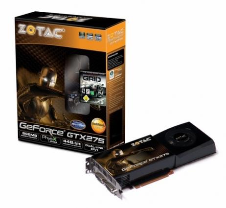 GTX 275AMP! Edition