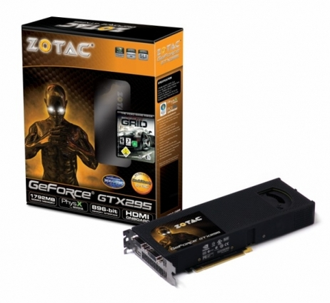 GTX295 Two PCB Design