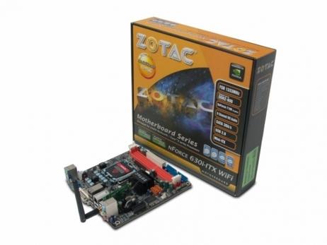 ZOTAC nForce 630i-ITX Wifi